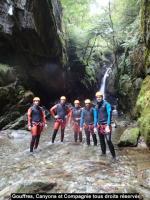 Entre cascades
