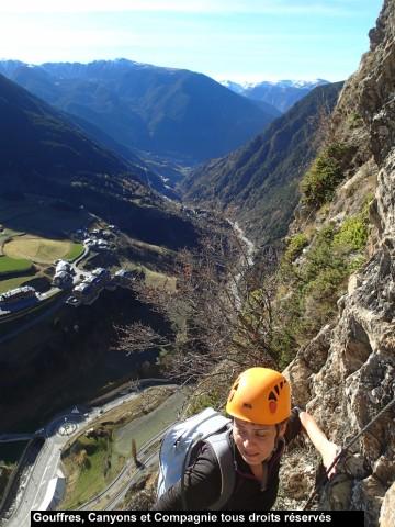 Vers Andorre la Vieille